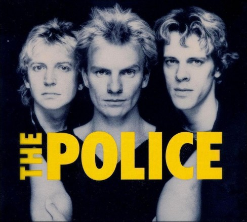 The Police - The Police (CD) - image 1 of 1