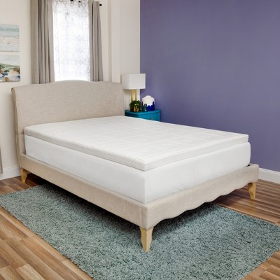 "SensorPEDIC 3"" Luxury Extraordinaire Memory Foam Mattress Topper"