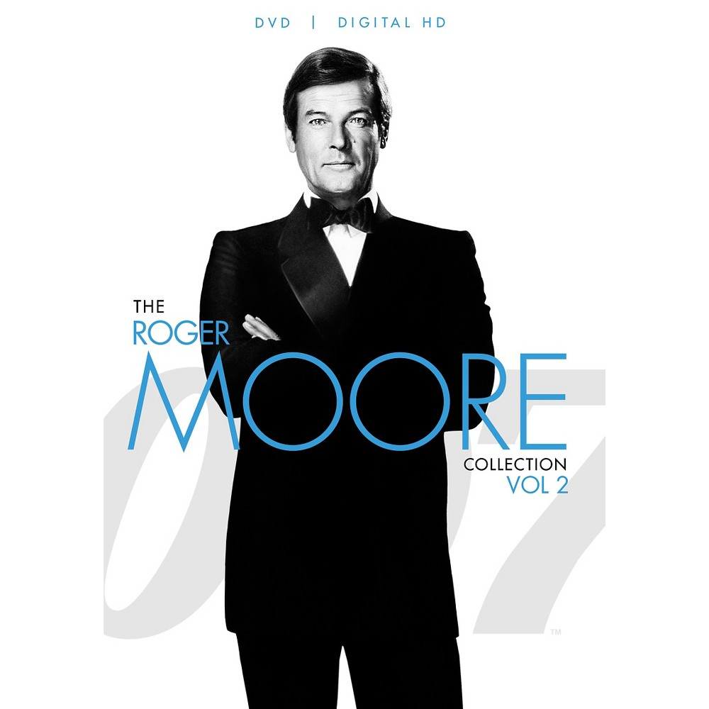 007: The Roger Moore Collection - Vol 2