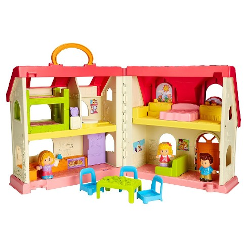 Fisher Price Little People Surprise Sounds Home Target