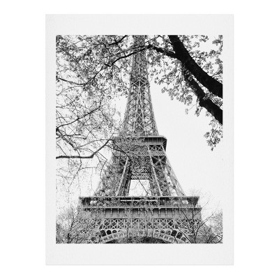 Bethany Young Photography Eiffel Tower X Art Print - Society6