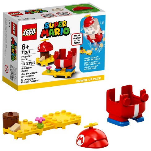 LEGO Super Mario Propeller Mario Power-Up Pack Collectible Toy for Creative Kids 71371 - image 1 of 4