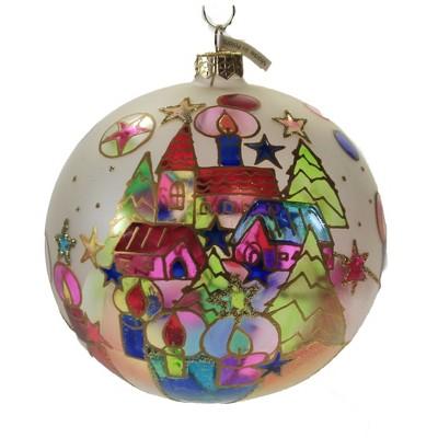 "Christina's World 45.98"" Candleights & Minarets Ornament  Large Christmas  -  Tree Ornaments"