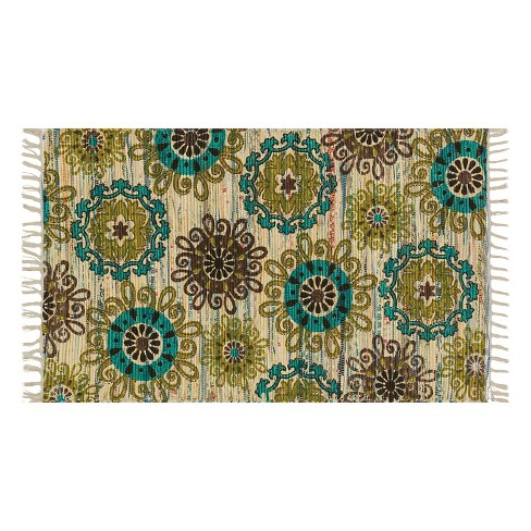 "Loloi Aria Accent Rug - Ivory (2'3""X3'9"") - image 1 of 1"
