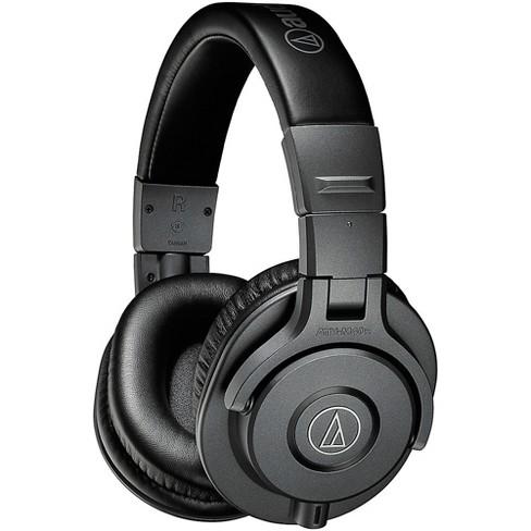 Audio-Technica ATH-M40x Closed-Back Professional Studio Monitor Headphones Matte Grey - image 1 of 4