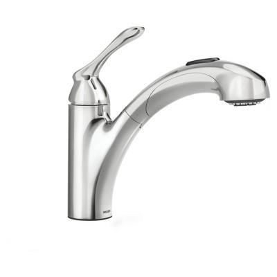 Moen 87017 Banbury Pullout Spray Kitchen Faucet Chrome Target