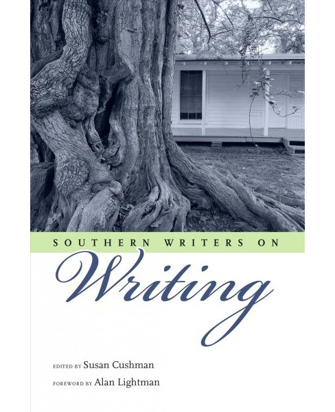Southern Writers on Writing -  (Hardcover) - image 1 of 1