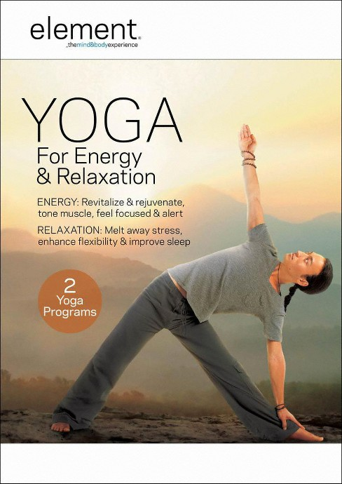 Element:Yoga for energy & relaxation (DVD) - image 1 of 1