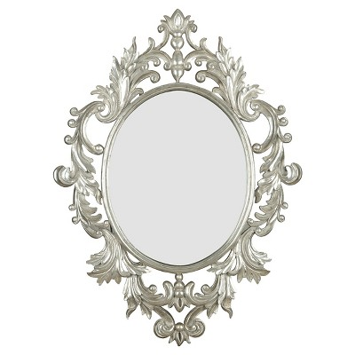 Oval Decorative Wall Mirror Gold Dust - Kenroy Home