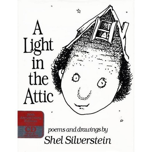 A Light in the Attic Book and CD - 20 Edition by  Shel Silverstein (Mixed media product) - image 1 of 1