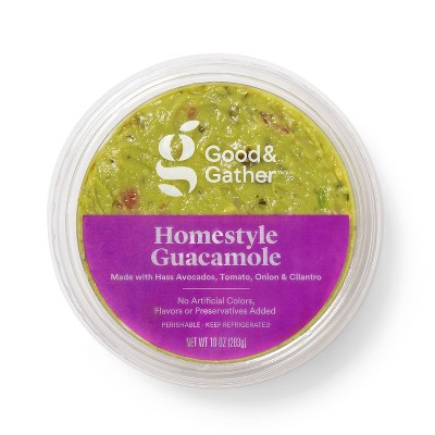 Homestyle Guacamole - 10oz - Good & Gather™