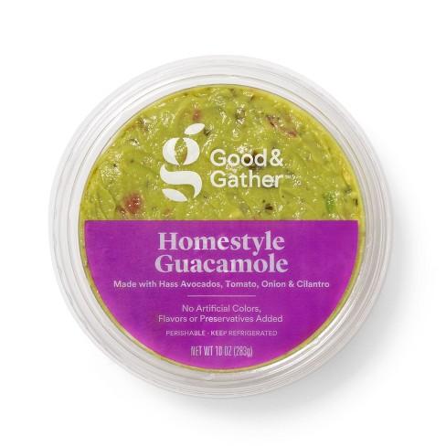 Homestyle Guacamole - 10oz - Good & Gather™ - image 1 of 2