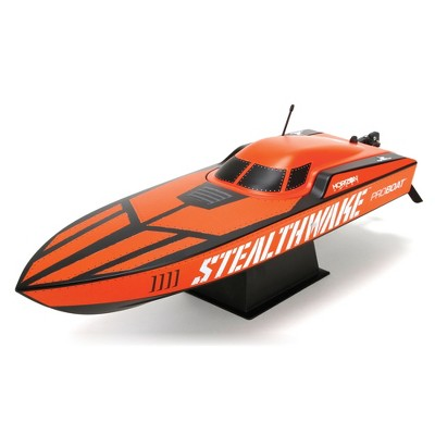 "Pro Boat Stealthwake RC Boat 23"" Brushed Deep-V RTR (Includes controller, transmitter, battery and charger), PRB08015"