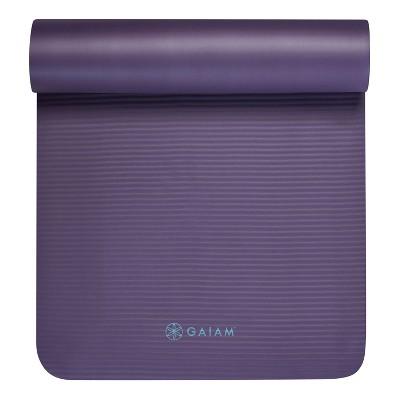 Gaiam SB Fitness Mat - Blackcurrant