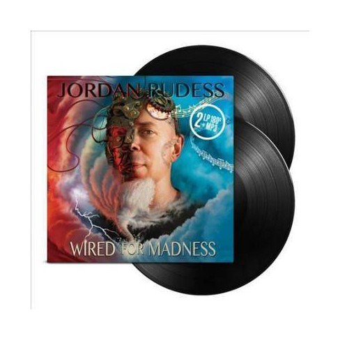 Jordan Rudess - Wired For Madness (Vinyl) - image 1 of 1