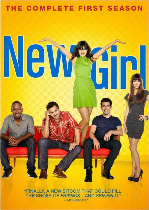 New Girl: The Complete First Season [3 Discs] - image 1 of 1