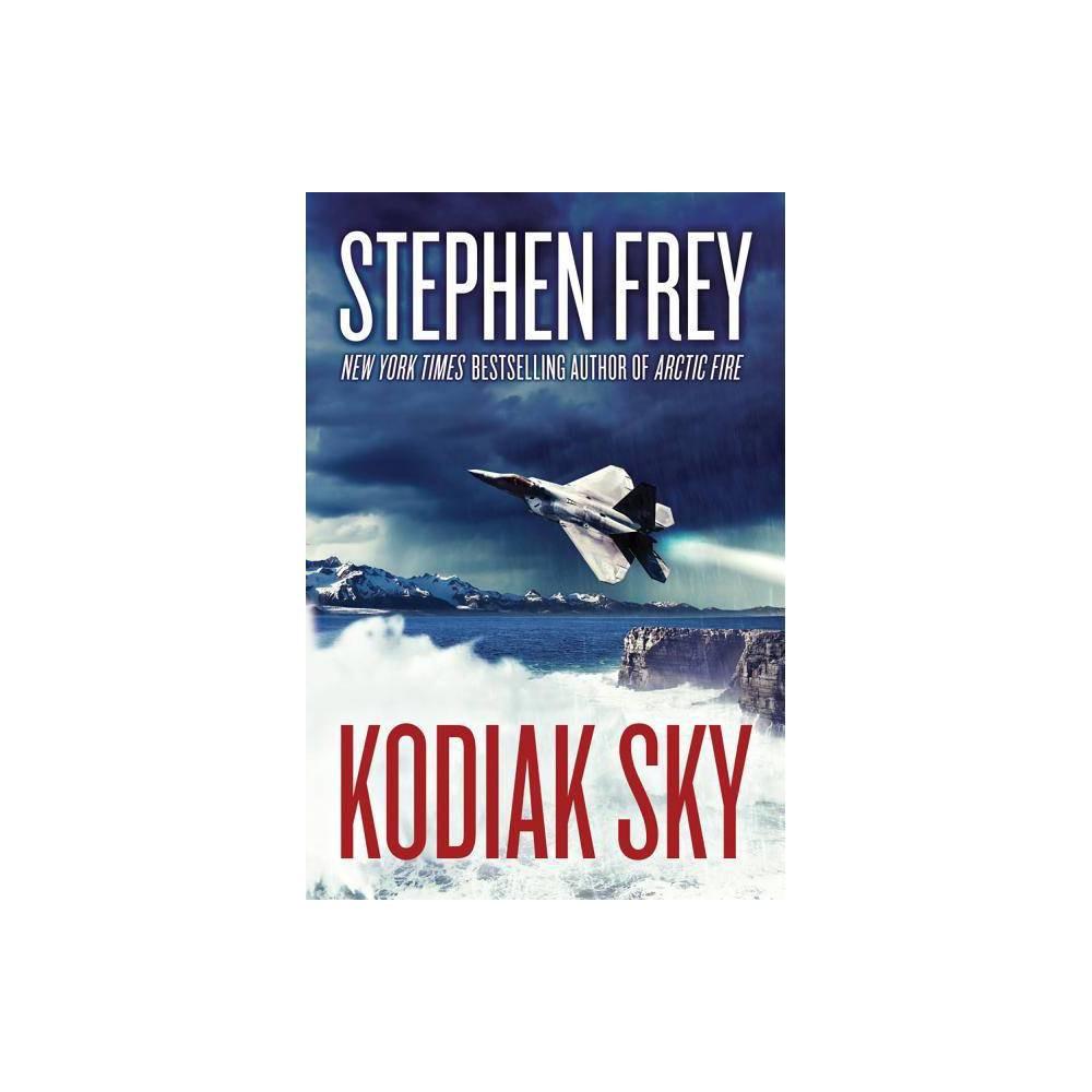 Kodiak Sky Red Cell By Stephen Frey Paperback