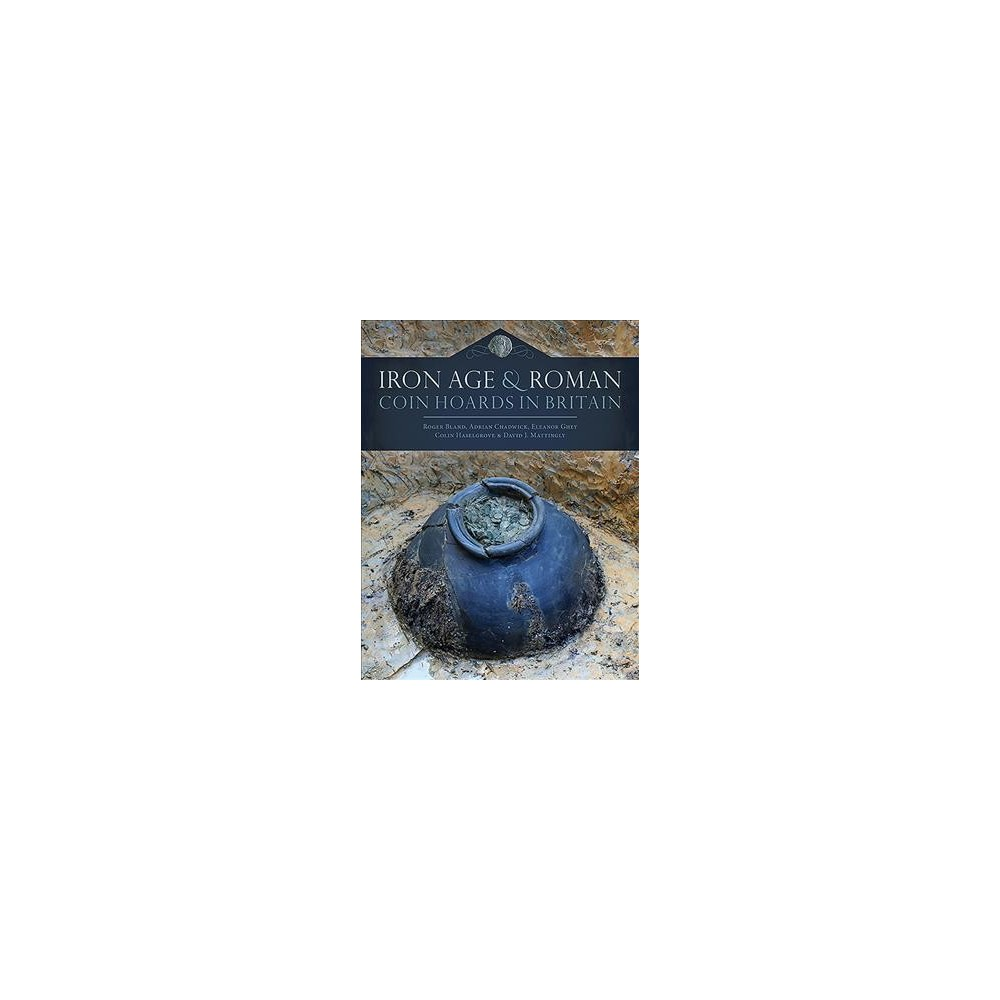 Iron Age and Roman Coin Hoards in Britain - (Hardcover)