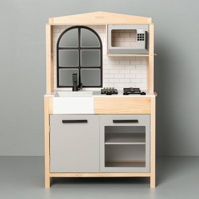 Wooden Toy Kitchen - Hearth & Hand™ with Magnolia