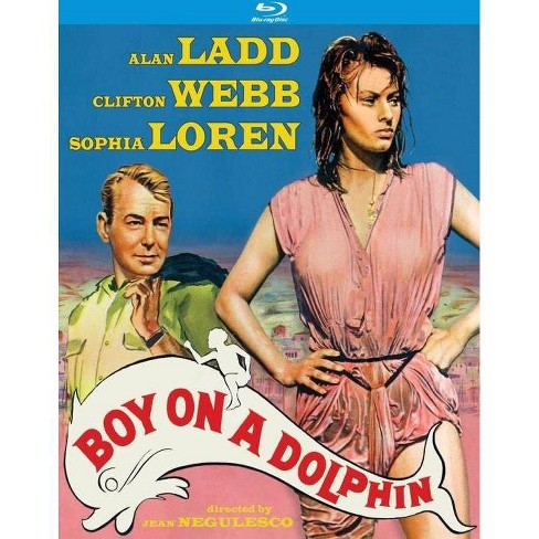 Boy On A Dolphin (Blu-ray) - image 1 of 1