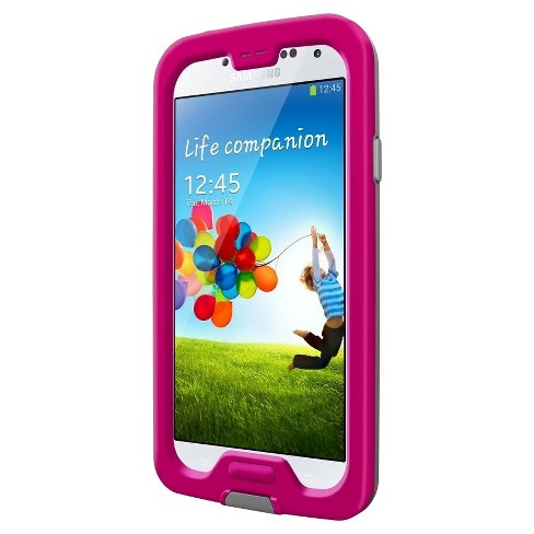 LifeProof® Samsung S4 Case Fre - Magenta - image 1 of 2
