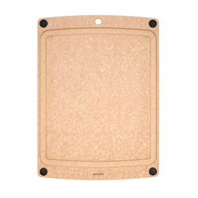 "Epicurean 19.5""x14.5"" Non-Slip Cutting Board Natural"