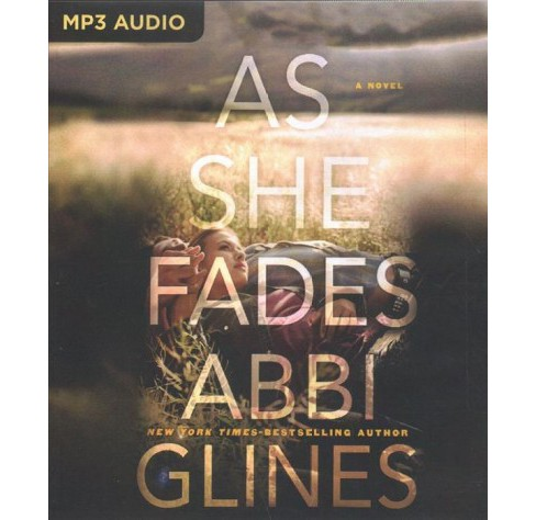 As She Fades -  by Abbi Glines (MP3-CD) - image 1 of 1