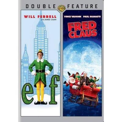 Elf / Fred Claus (DVD)(2013)