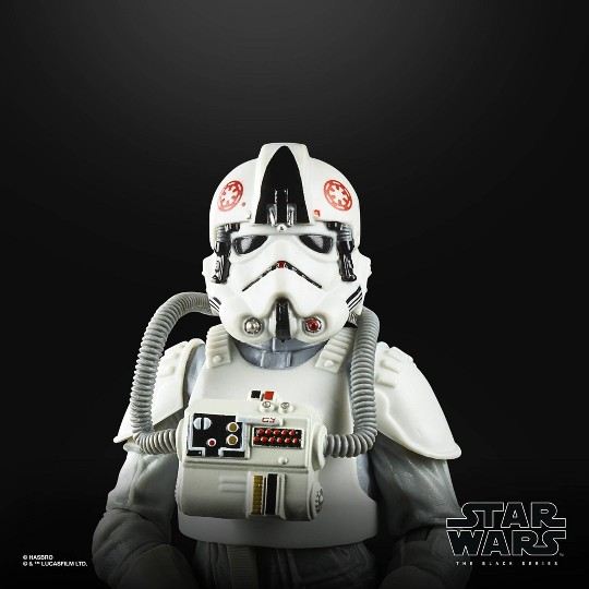 Star Wars The Black Series AT-AT Driver Toy Action Figure image number null