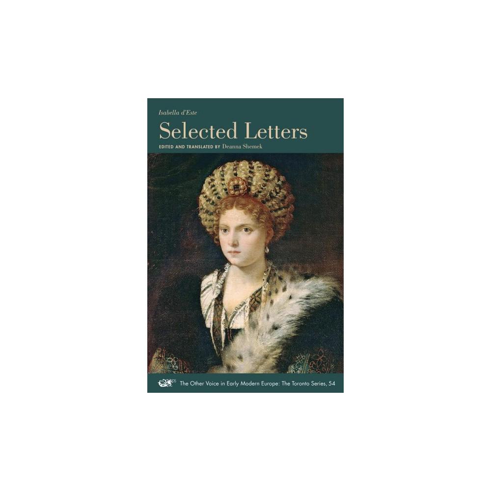 Isabella D'este : Selected Letters (Paperback)