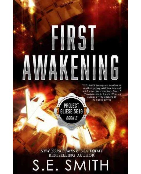 First Awakenings (Paperback) (S. E. Smith) - image 1 of 1