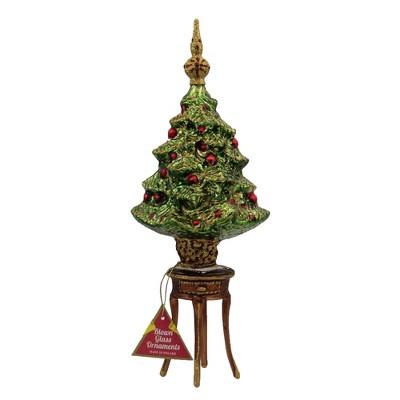 "Morawski 11.25"" Christmas At The Villa Tabletop Tabletop Decoration  -  Decorative Figurines"