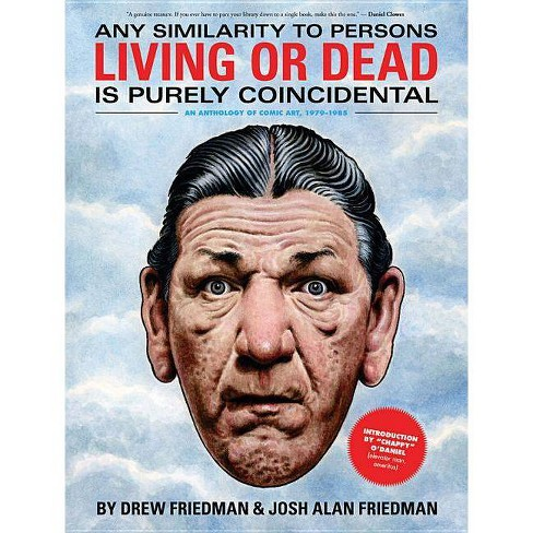 Any Similarity to Persons Living or Dead Is Purely Coincidental - (Hardcover) - image 1 of 1