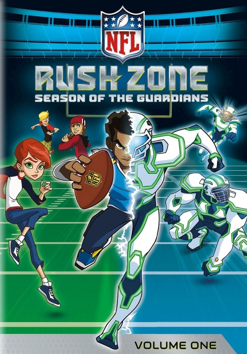 NFL Rush Zone: Season of the Guardians, Vol. 1 (dvd_video) - image 1 of 1
