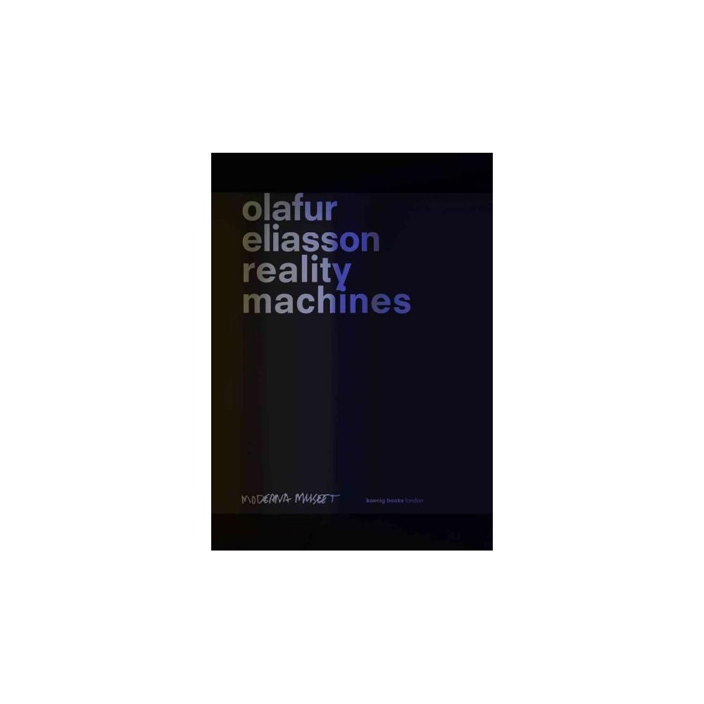 Reality Machines (Paperback) Reality Machines (Paperback)