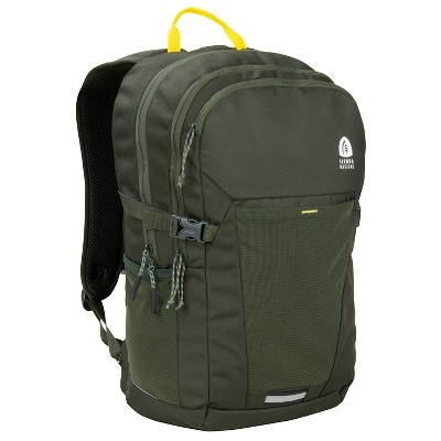 Sierra Designs 19.5'' Yuba Pass 25L Daypack - Green