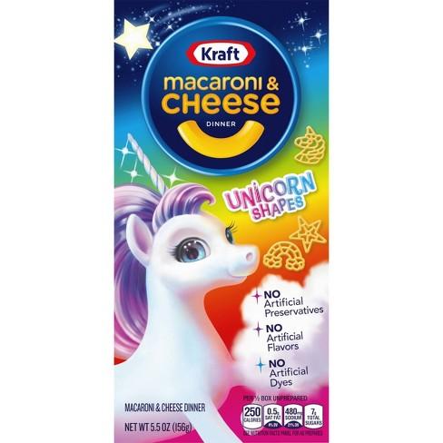 Kraft Unicorn Shapes Macaroni & Cheese - 5.5oz - image 1 of 4