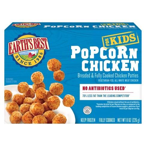 Earth's Best Frozen Popcorn Chicken - 8oz - image 1 of 1