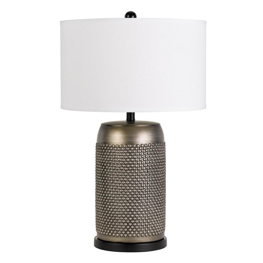 Image of 150W 3 Way Desio Ceramic Table Lamp - Cal Lighting