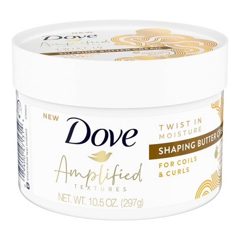 Dove Beauty  Twist in Moisture Shaping Butter Cream - 10.5oz - image 1 of 4