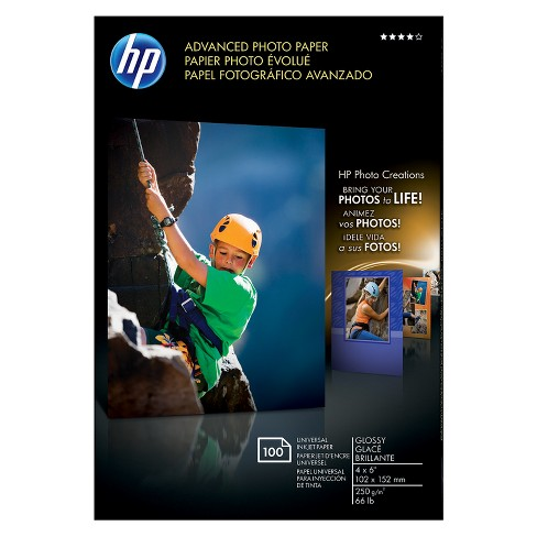 HP Advanced Glossy Photo Paper - Q6638A - image 1 of 1