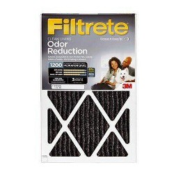 Filtrete Odor Reduction 20x25x1, Air Filter
