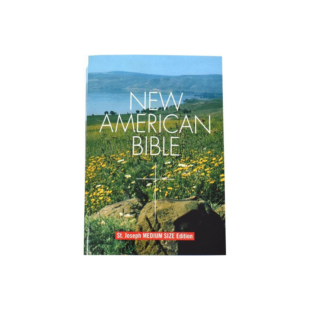 Saint Joseph Medium Size Bible Nabre Paperback