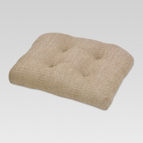 Tufted Seat Cushion Pattern - Threshold™ - image 1 of 2