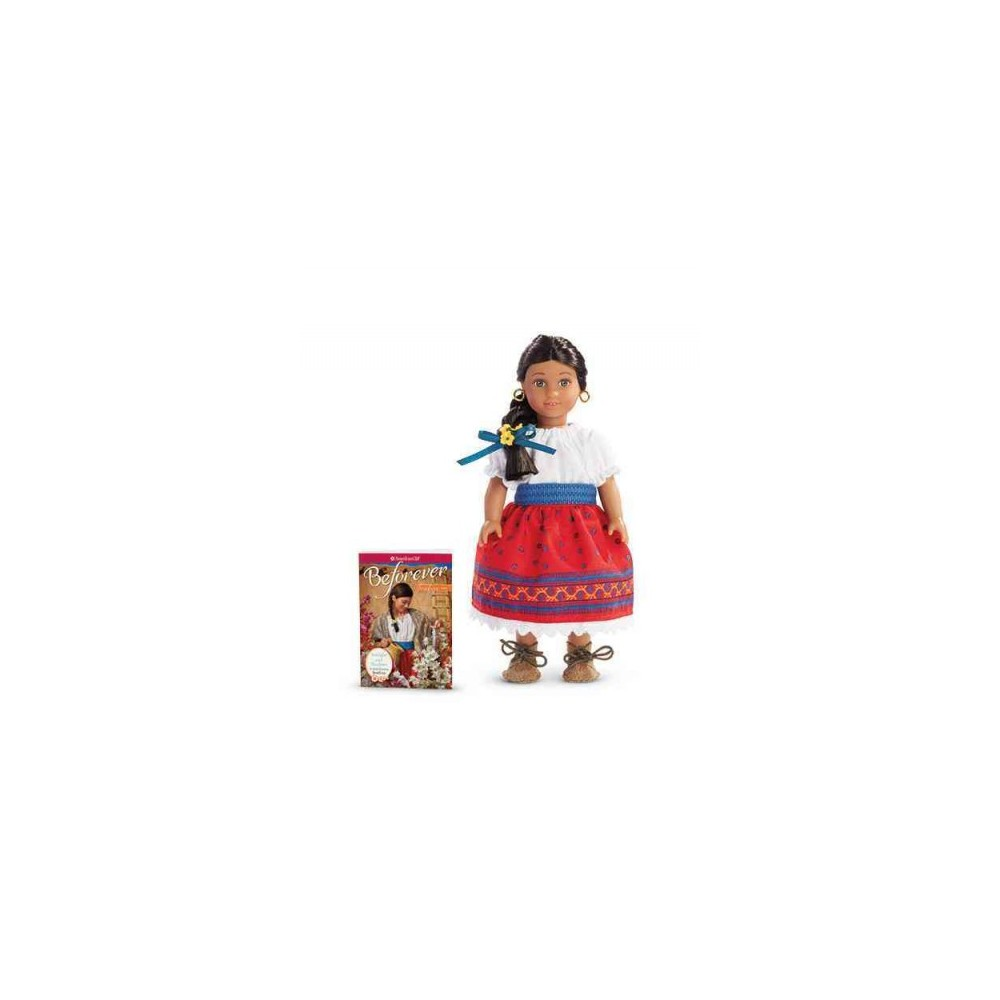 Josefina Mini Doll (Abridged) (Mixed media product)