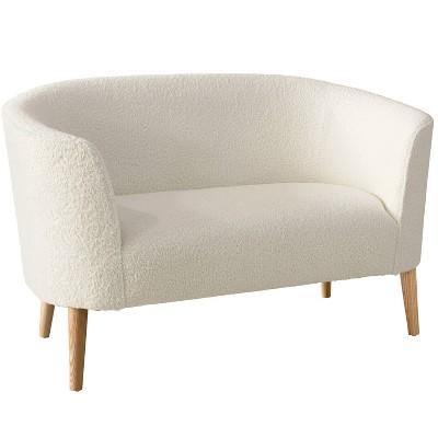 Curved Settee - Skyline Furniture