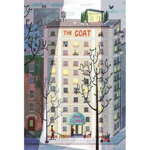 The Goat - by  Anne Fleming (Hardcover) - image 1 of 1