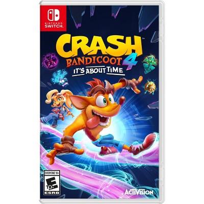 Crash Bandicoot 4: It's About Time - Nintendo Switch