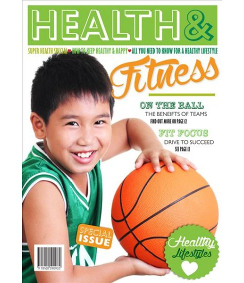 Health & Fitness -  (Healthy Lifestyles) by Gemma McMullen (Hardcover) - image 1 of 1