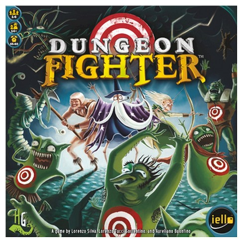 iello Games Dungeon Fighter Board Game - image 1 of 1